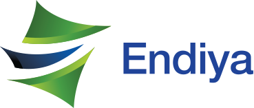 Endiya - on logo image