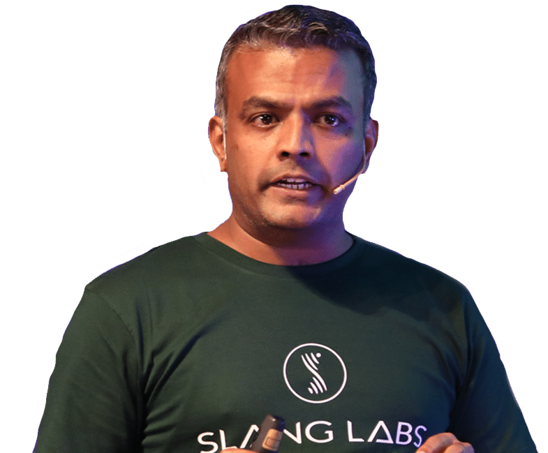 Slang Labs: Giving Voice to the Next Billion Users